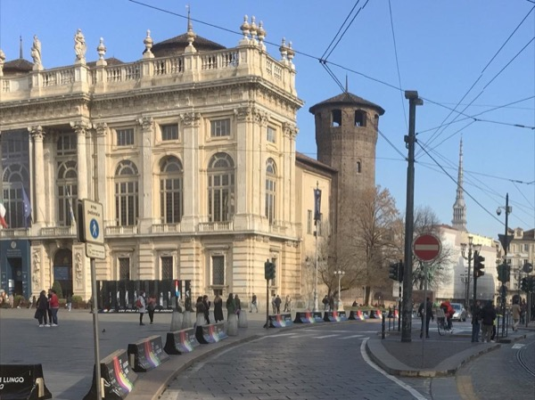 "Turin Guided Tour: a walk in the ""The little Paris""."